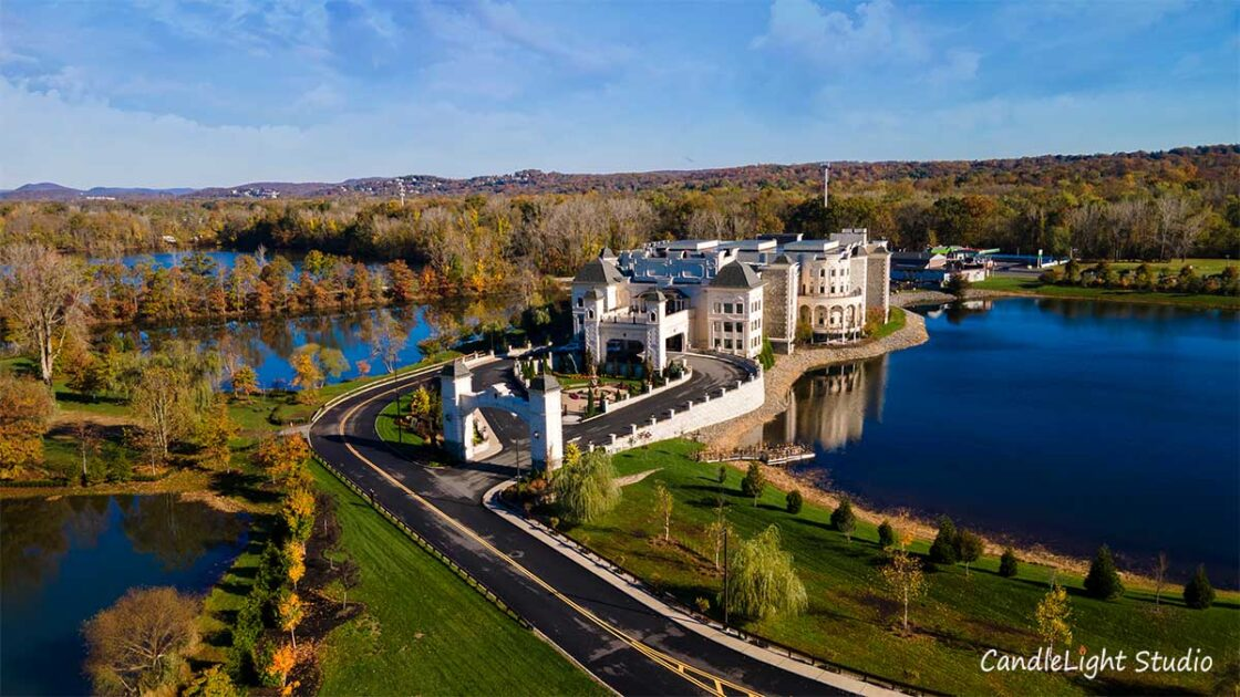 Astounding Wedding Videography and Drone photography by NYC Wedding Photographers