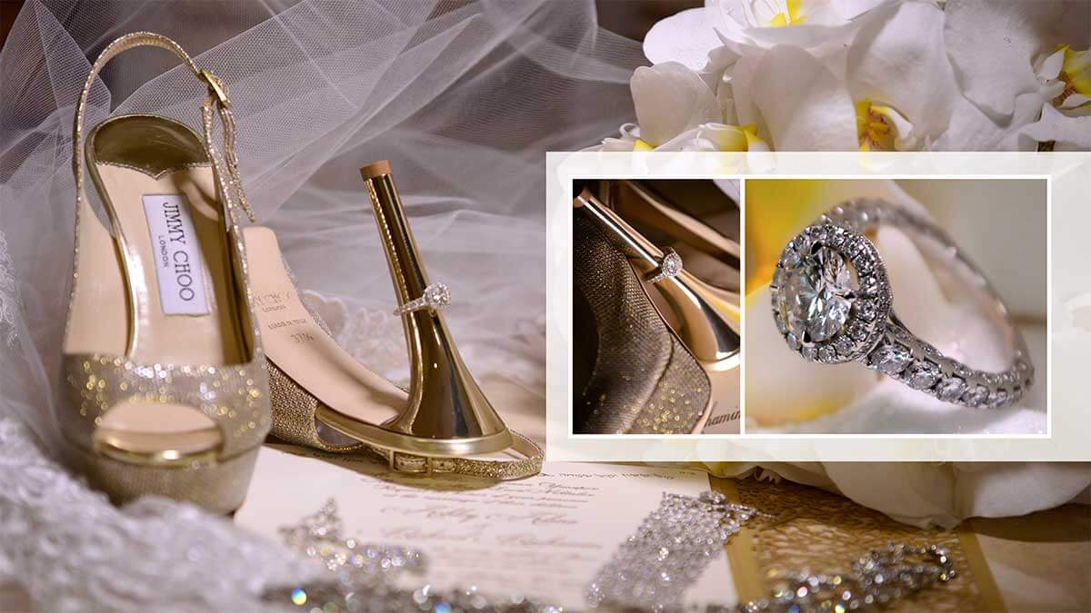What is included in the cost and prices of wedding photography packages