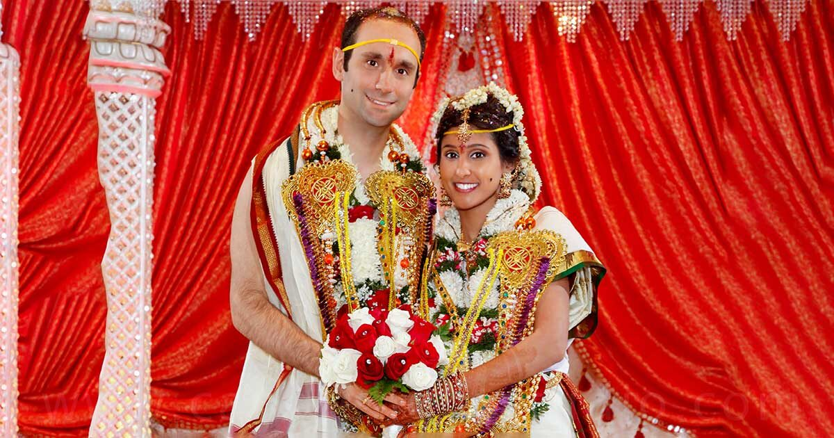 NY Photographers are best at capturing the traditional values of a South Indian Weddings